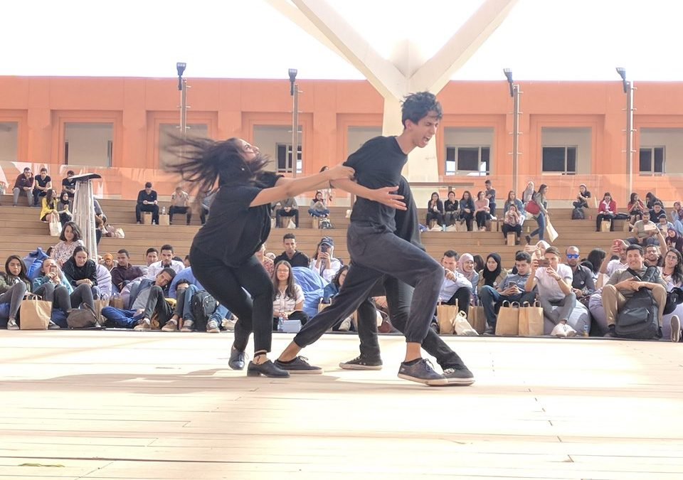 La contribution des participants MAHIR Centre à la journée d'orientation : pièce de théâtre et ANA MAHIR ?