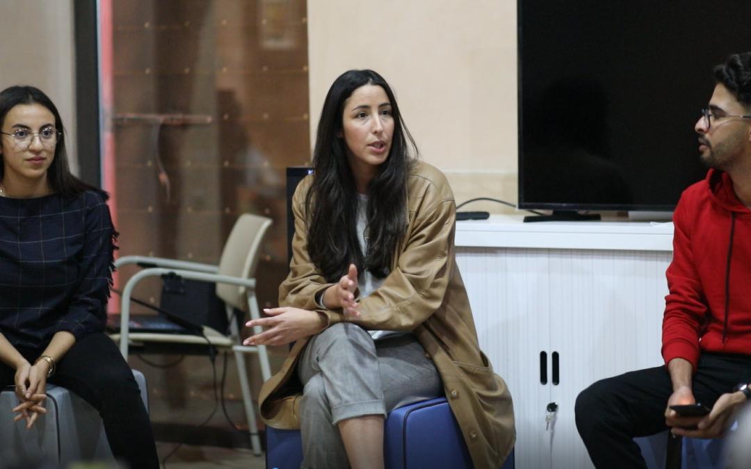 « Comment veux-tu éveiller le Maroc lorsque tu n'es pas culturellement instruit ? » Shayfeen