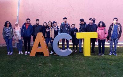 Jeudi 7 novembre, Journée de partage par excellence des participants de MAHIR Center et les jeunes de Connect Community